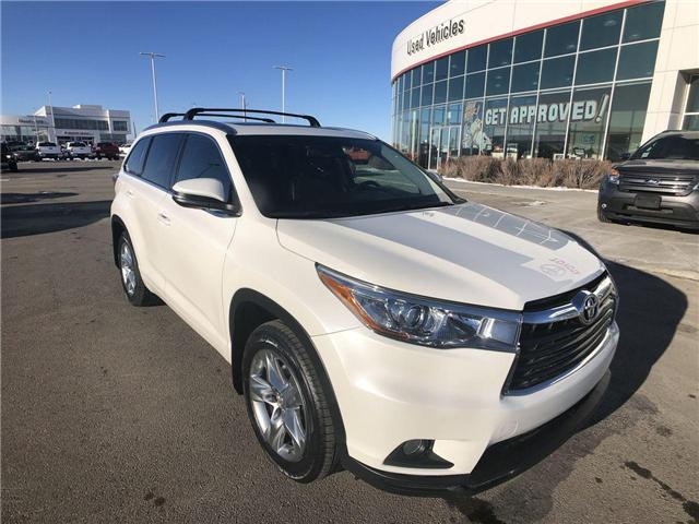 2015 Toyota Highlander  (Stk: 2900259A) in Calgary - Image 1 of 18