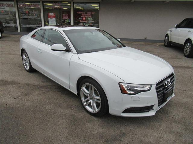 2013 Audi A5 2.0T | PREMIUM | NAVIGATION | LOADED (Stk: P11638) in Oakville - Image 2 of 20