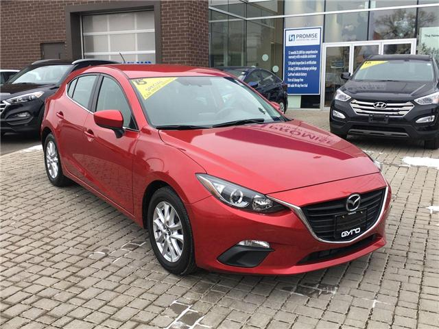2015 Mazda Mazda3 GS (Stk: 28272) in East York - Image 2 of 30