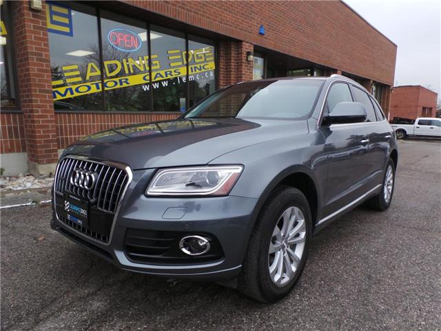 2015 Audi Q5 2.0T Technik (Stk: 11632) in Woodbridge - Image 1 of 17