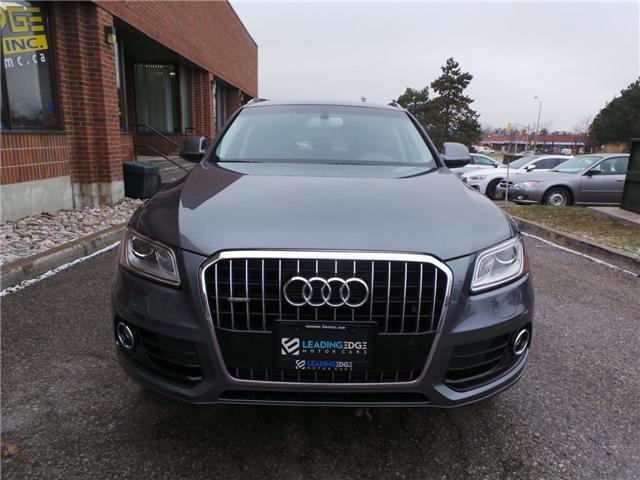 2015 Audi Q5 2.0T Technik (Stk: 11632) in Woodbridge - Image 2 of 17