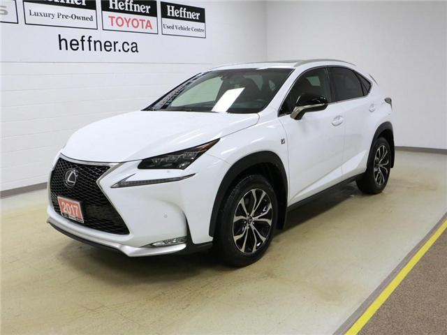 2017 Lexus NX 200t Base (Stk: 187341) in Kitchener - Image 1 of 30