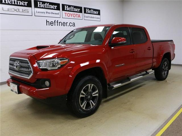 2017 Toyota Tacoma  (Stk: 186495) in Kitchener - Image 1 of 29