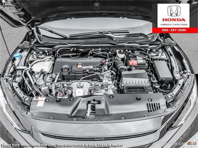 2019 Honda Civic LX (Stk: 19334) in Cambridge - Image 6 of 24