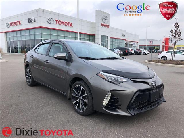 2017 Toyota Corolla  (Stk: 72196A) in Mississauga - Image 1 of 16