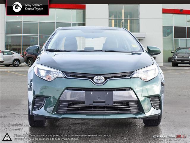 2016 Toyota Corolla  (Stk: M2565) in Ottawa - Image 2 of 27