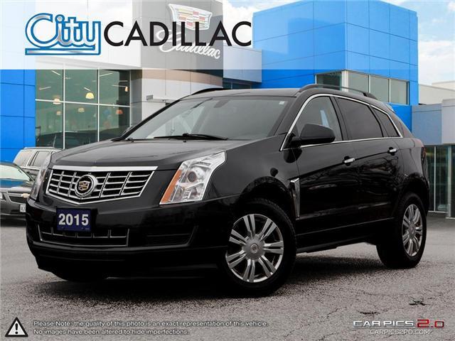2015 Cadillac SRX Base (Stk: 2902940A) in Toronto - Image 1 of 27