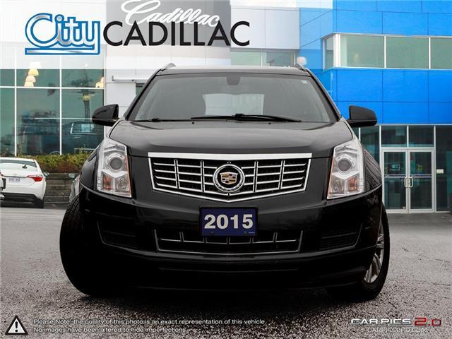 2015 Cadillac SRX Base (Stk: 2902940A) in Toronto - Image 2 of 27