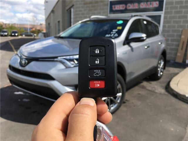 2018 Toyota RAV4 HYBRID LIMITED (Stk: 43006) in Brampton - Image 2 of 28