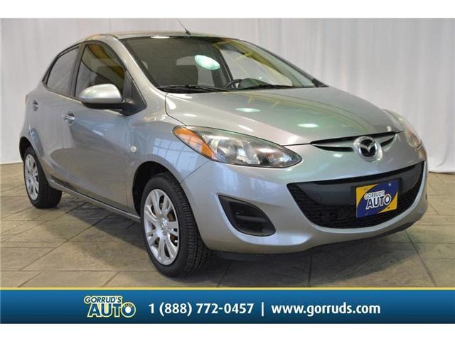 2013 Mazda Mazda2 GX (Stk: 156790) in Milton - Image 1 of 40