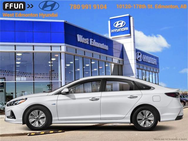 2018 Hyundai Sonata Hybrid GL (Stk: SH81348) in Edmonton - Image 1 of 1