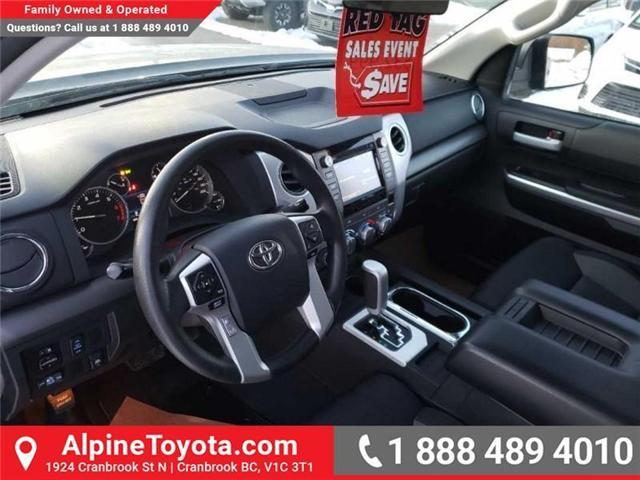 2014 Toyota Tundra SR5 5.7L V8 (Stk: X768930A) in Cranbrook - Image 9 of 15