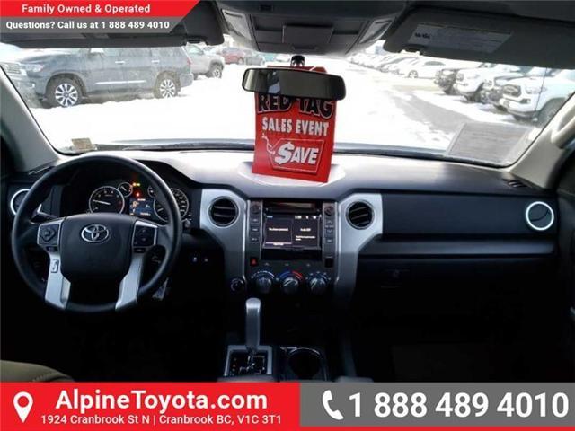 2014 Toyota Tundra SR5 5.7L V8 (Stk: X768930A) in Cranbrook - Image 10 of 15