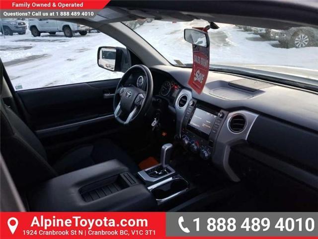 2014 Toyota Tundra SR5 5.7L V8 (Stk: X768930A) in Cranbrook - Image 11 of 15