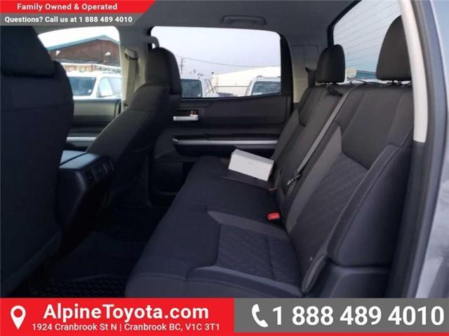 2014 Toyota Tundra SR5 5.7L V8 (Stk: X768930A) in Cranbrook - Image 12 of 15
