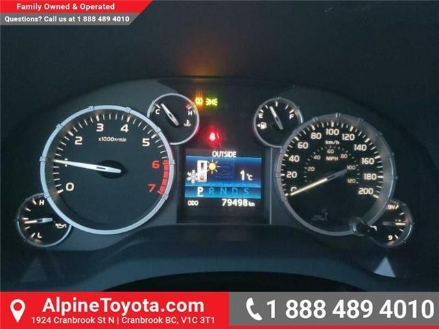 2014 Toyota Tundra SR5 5.7L V8 (Stk: X768930A) in Cranbrook - Image 15 of 15