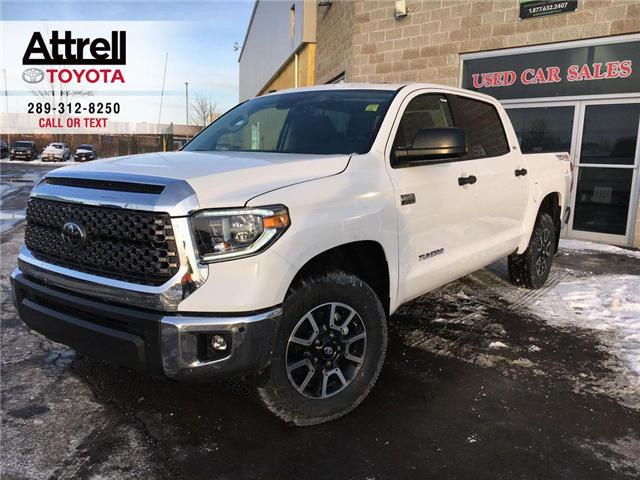 2018 Toyota Tundra CREWMAX TRD OFF-ROAD (Stk: 42999) in Brampton - Image 1 of 26