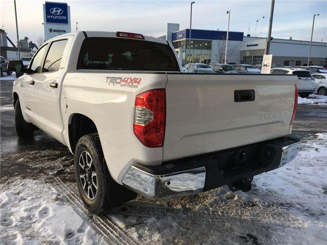 2018 Toyota Tundra CREWMAX TRD OFF-ROAD (Stk: 42999) in Brampton - Image 11 of 26
