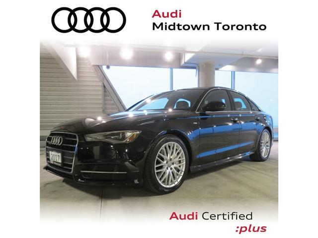 2017 Audi A6  (Stk: P7099) in Toronto - Image 1 of 27