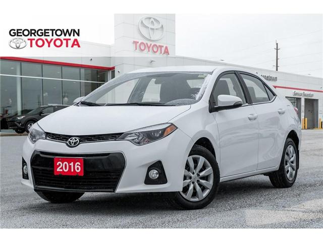 2016 Toyota Corolla  (Stk: 16-38987) in Georgetown - Image 1 of 19