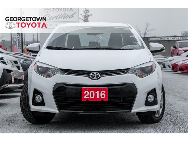 2016 Toyota Corolla  (Stk: 16-38987) in Georgetown - Image 2 of 19