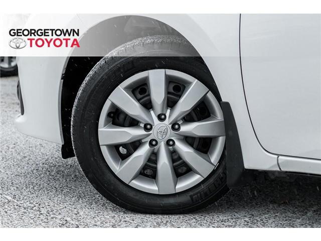 2016 Toyota Corolla  (Stk: 16-38987) in Georgetown - Image 5 of 19