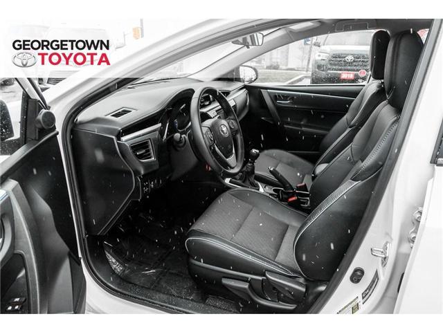 2016 Toyota Corolla  (Stk: 16-38987) in Georgetown - Image 8 of 19