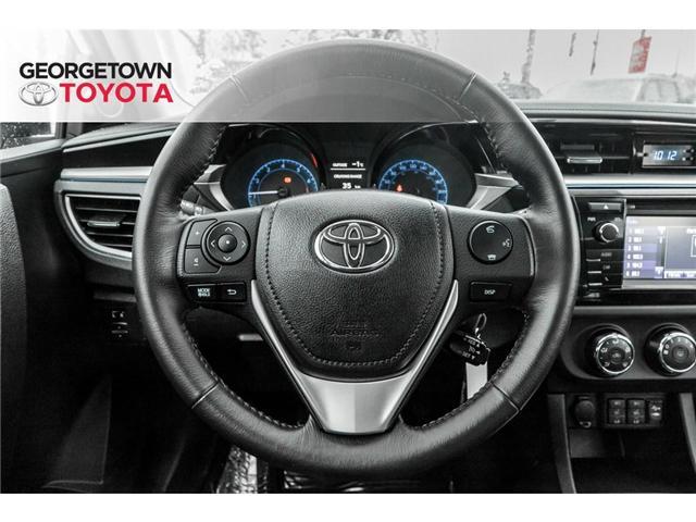 2016 Toyota Corolla  (Stk: 16-38987) in Georgetown - Image 9 of 19