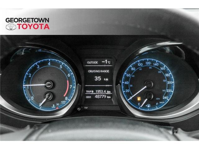 2016 Toyota Corolla  (Stk: 16-38987) in Georgetown - Image 10 of 19