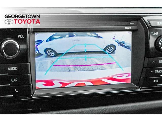 2016 Toyota Corolla  (Stk: 16-38987) in Georgetown - Image 11 of 19