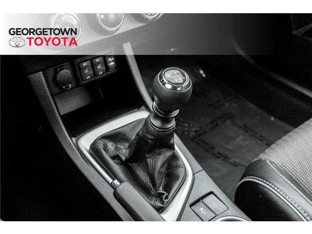 2016 Toyota Corolla  (Stk: 16-38987) in Georgetown - Image 13 of 19