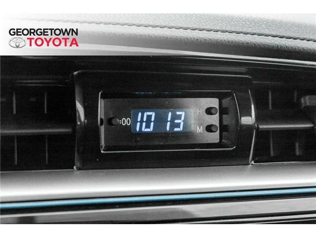 2016 Toyota Corolla  (Stk: 16-38987) in Georgetown - Image 15 of 19