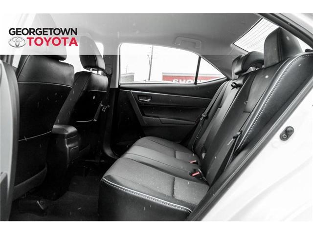 2016 Toyota Corolla  (Stk: 16-38987) in Georgetown - Image 17 of 19
