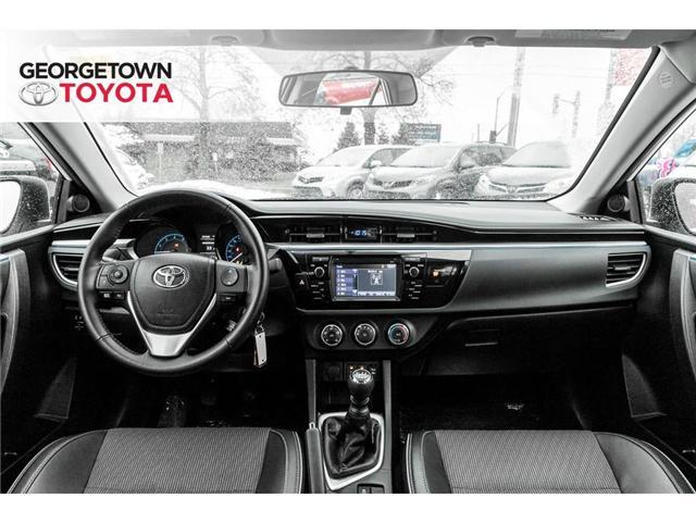 2016 Toyota Corolla  (Stk: 16-38987) in Georgetown - Image 18 of 19