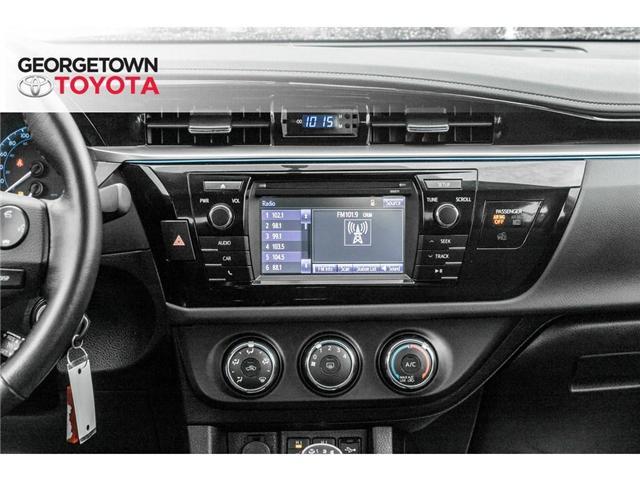 2016 Toyota Corolla  (Stk: 16-38987) in Georgetown - Image 19 of 19