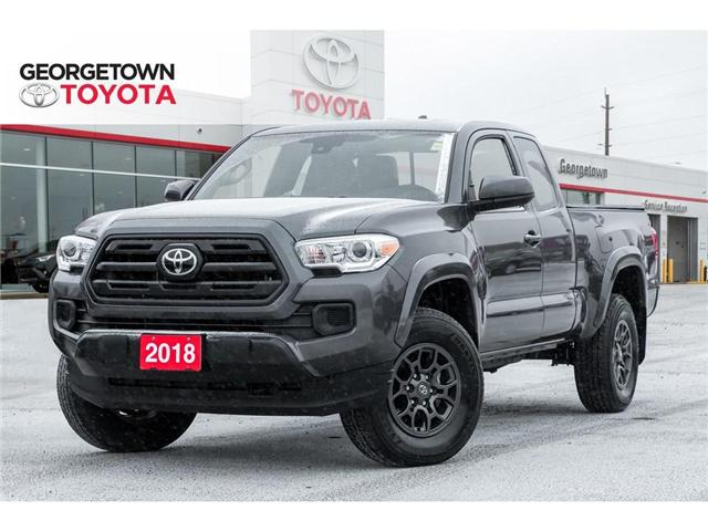 2018 Toyota Tacoma SR+ (Stk: 18-16811GP) in Georgetown - Image 1 of 18