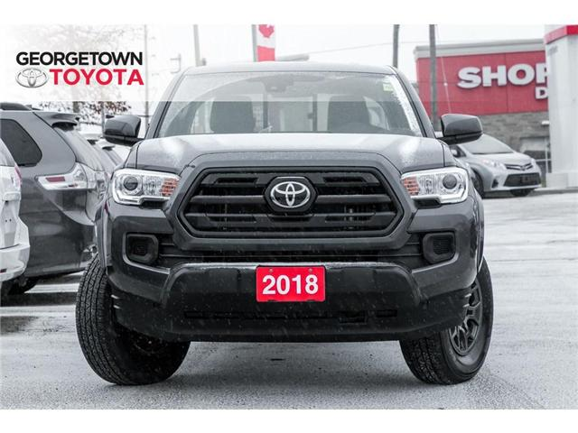 2018 Toyota Tacoma SR+ (Stk: 18-16811) in Georgetown - Image 2 of 18