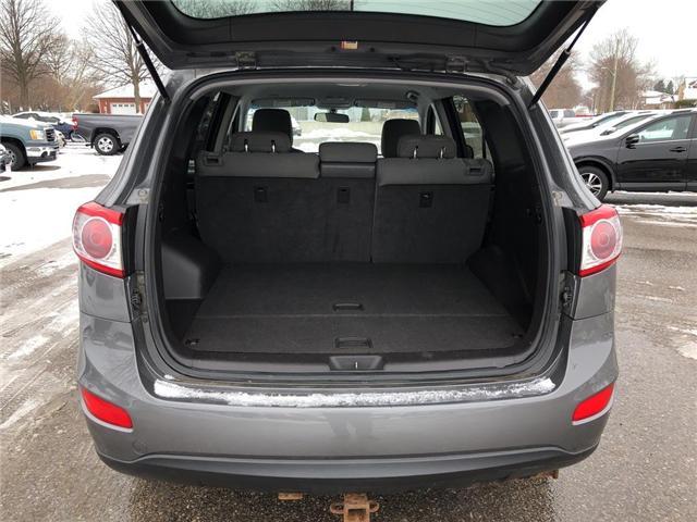 2010 Hyundai Santa Fe  (Stk: U29218) in Goderich - Image 11 of 15