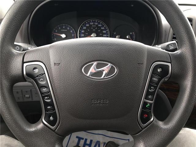 2010 Hyundai Santa Fe  (Stk: U29218) in Goderich - Image 13 of 15