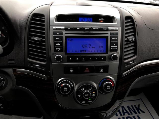 2010 Hyundai Santa Fe  (Stk: U29218) in Goderich - Image 14 of 15