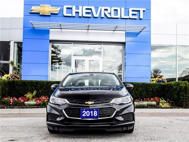 2018 Chevrolet Cruze LT Auto (Stk: A147184) in Scarborough - Image 4 of 28