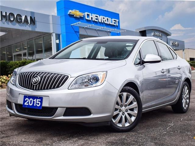 2015 Buick Verano Base (Stk: A118993) in Scarborough - Image 1 of 26