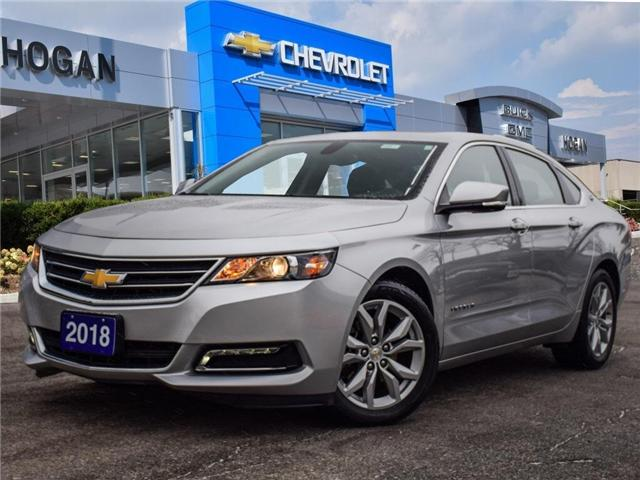 2018 Chevrolet Impala 1LT (Stk: A164373) in Scarborough - Image 1 of 26