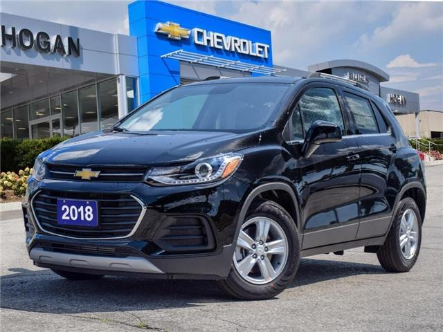 2018 Chevrolet Trax LT (Stk: A296640) in Scarborough - Image 1 of 24