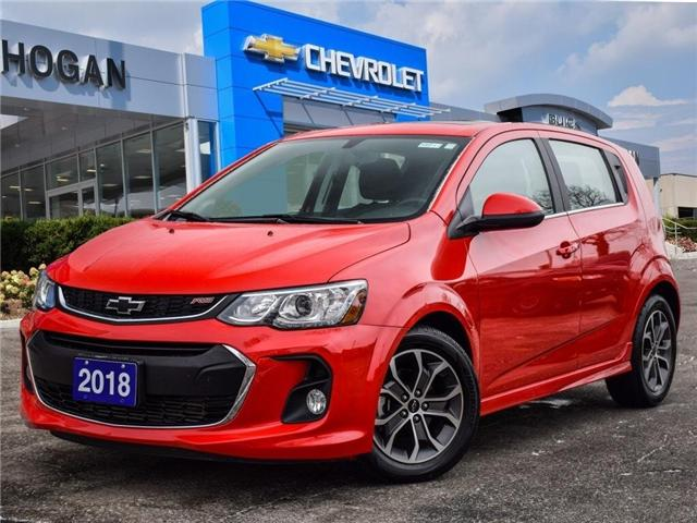 2018 Chevrolet Sonic LT Auto (Stk: A114522) in Scarborough - Image 1 of 27
