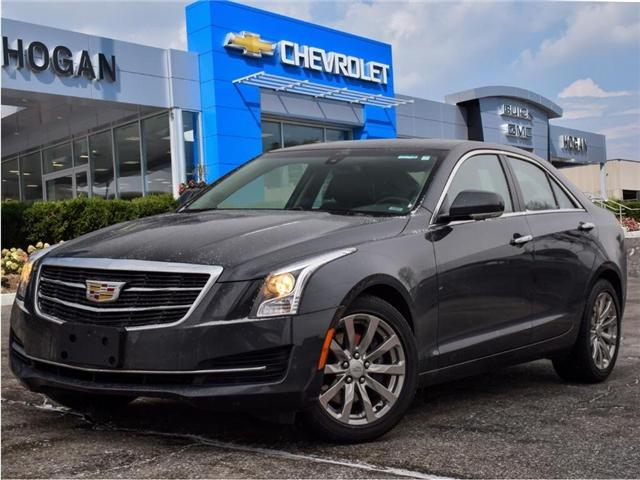 2018 Cadillac ATS 2.0L Turbo Luxury (Stk: A136730) in Scarborough - Image 1 of 26