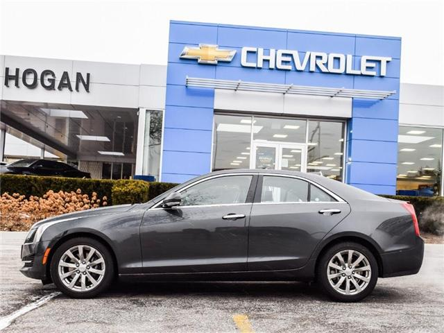 2018 Cadillac ATS 2.0L Turbo Luxury (Stk: A136730) in Scarborough - Image 2 of 26