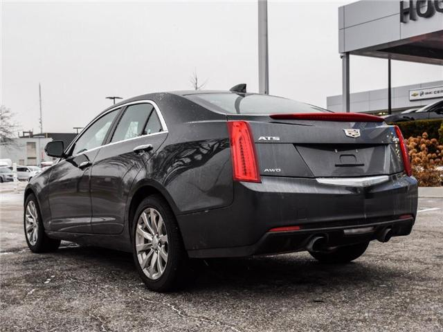 2018 Cadillac ATS 2.0L Turbo Luxury (Stk: A136730) in Scarborough - Image 3 of 26