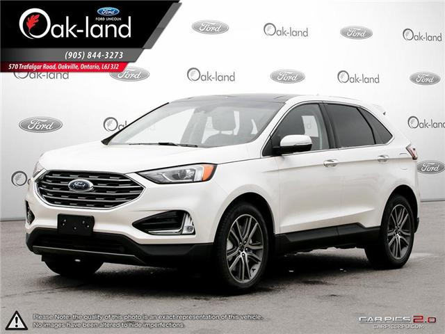 2019 Ford Edge Titanium (Stk: 9D006) in Oakville - Image 1 of 25