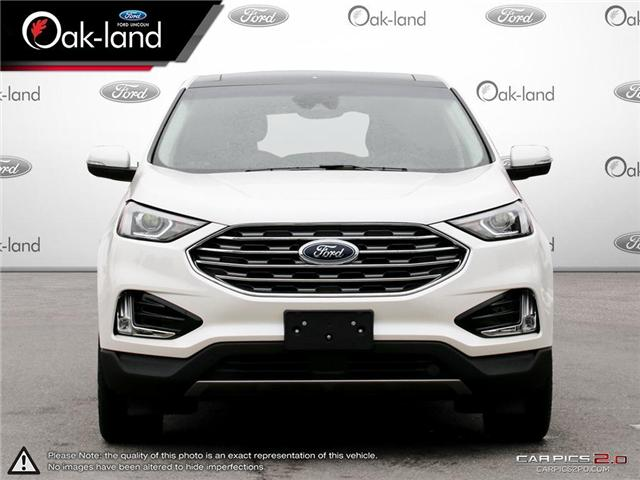 2019 Ford Edge Titanium (Stk: 9D006) in Oakville - Image 2 of 25